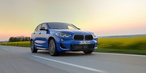 BMW X2M35i front