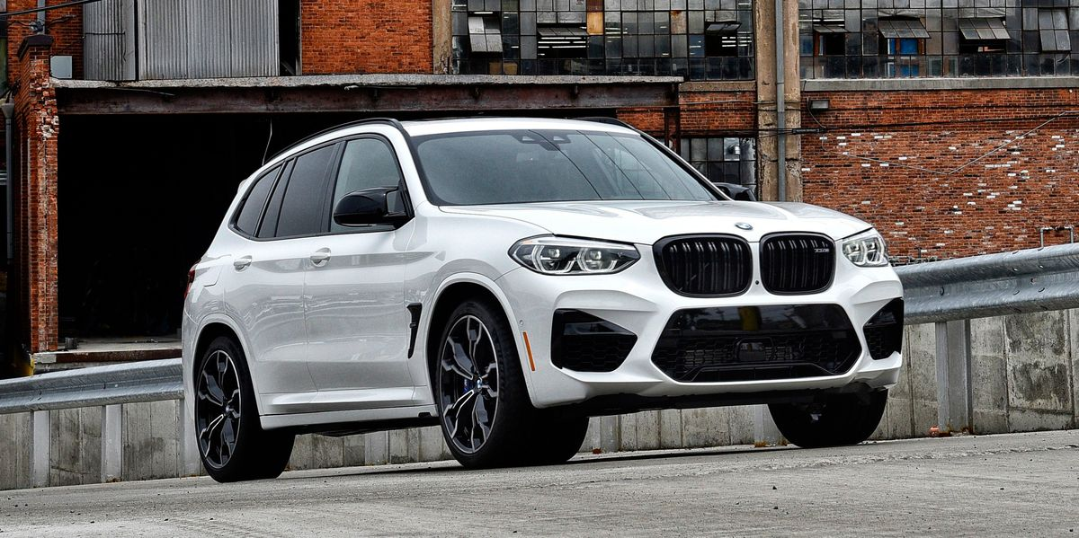 2020 BMW X3 M Review, Pricing, and Specs