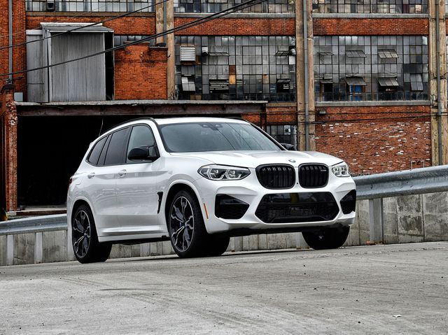 2020 Bmw X3 M Review Pricing And Specs