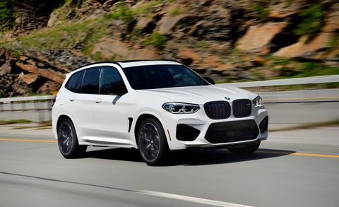 The 2020 BMW X3 M Is Yet Another Physics-Defying Super SUV