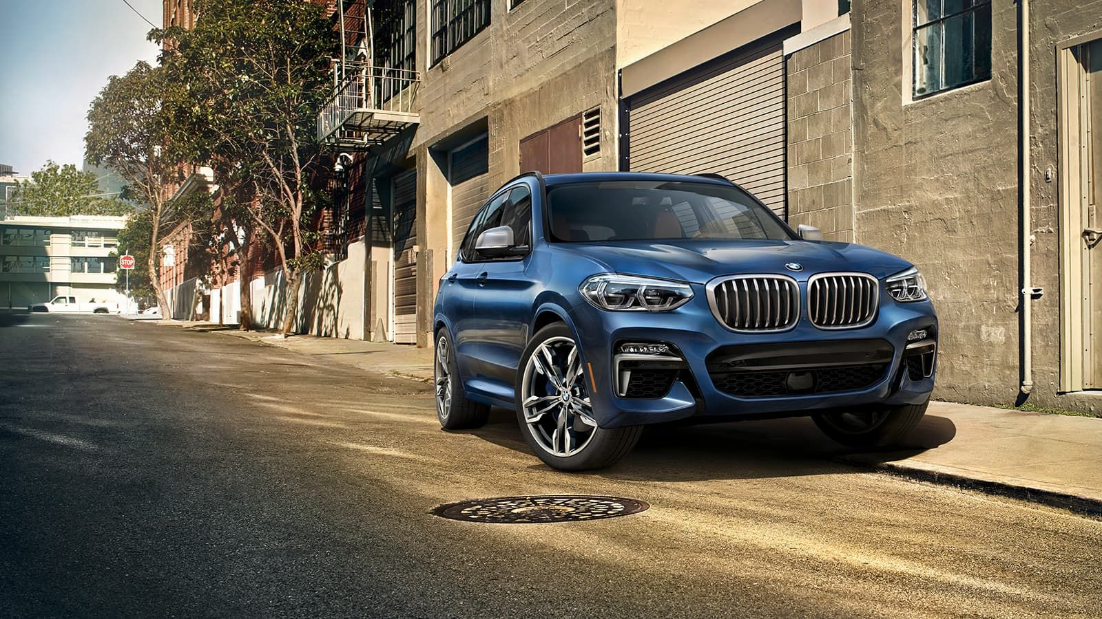 Bmw X3 Features And Specs