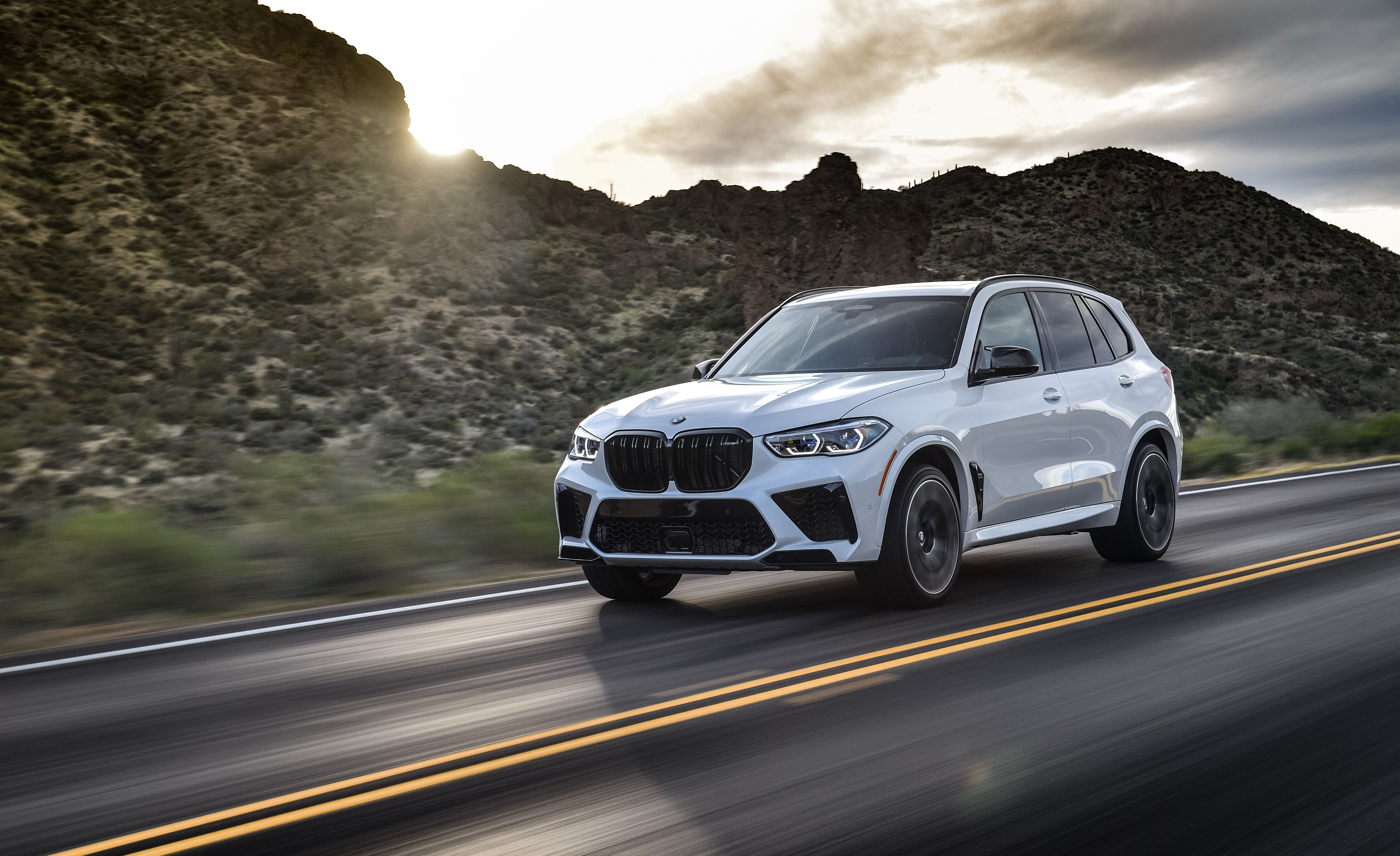 2021 Bmw X5 M Review Pricing And Specs