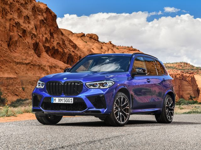 2020 Bmw X5 M Review Pricing And Specs