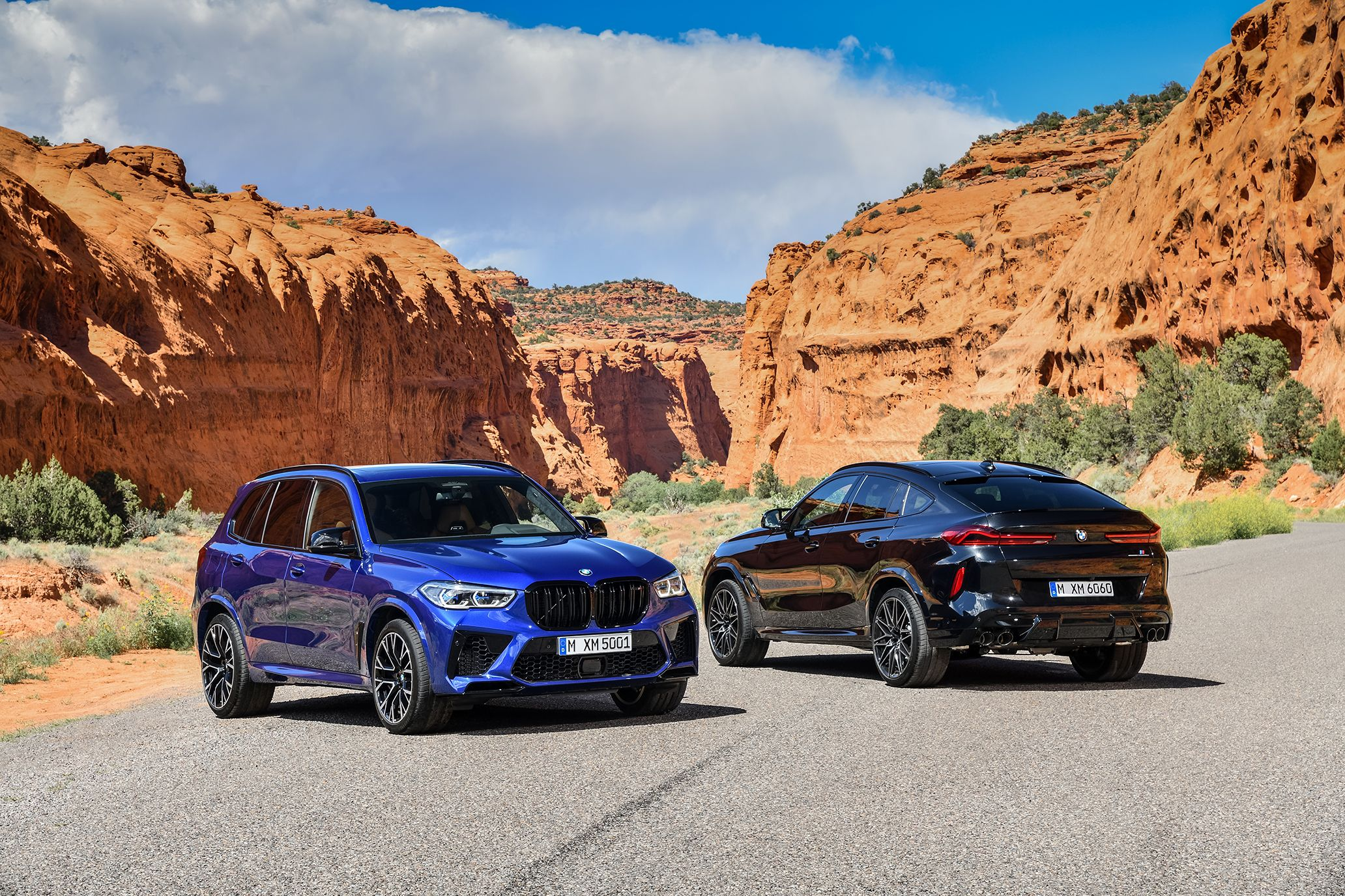 2020 Bmw X5 And X6 M Competition Revealed With 617 Hp