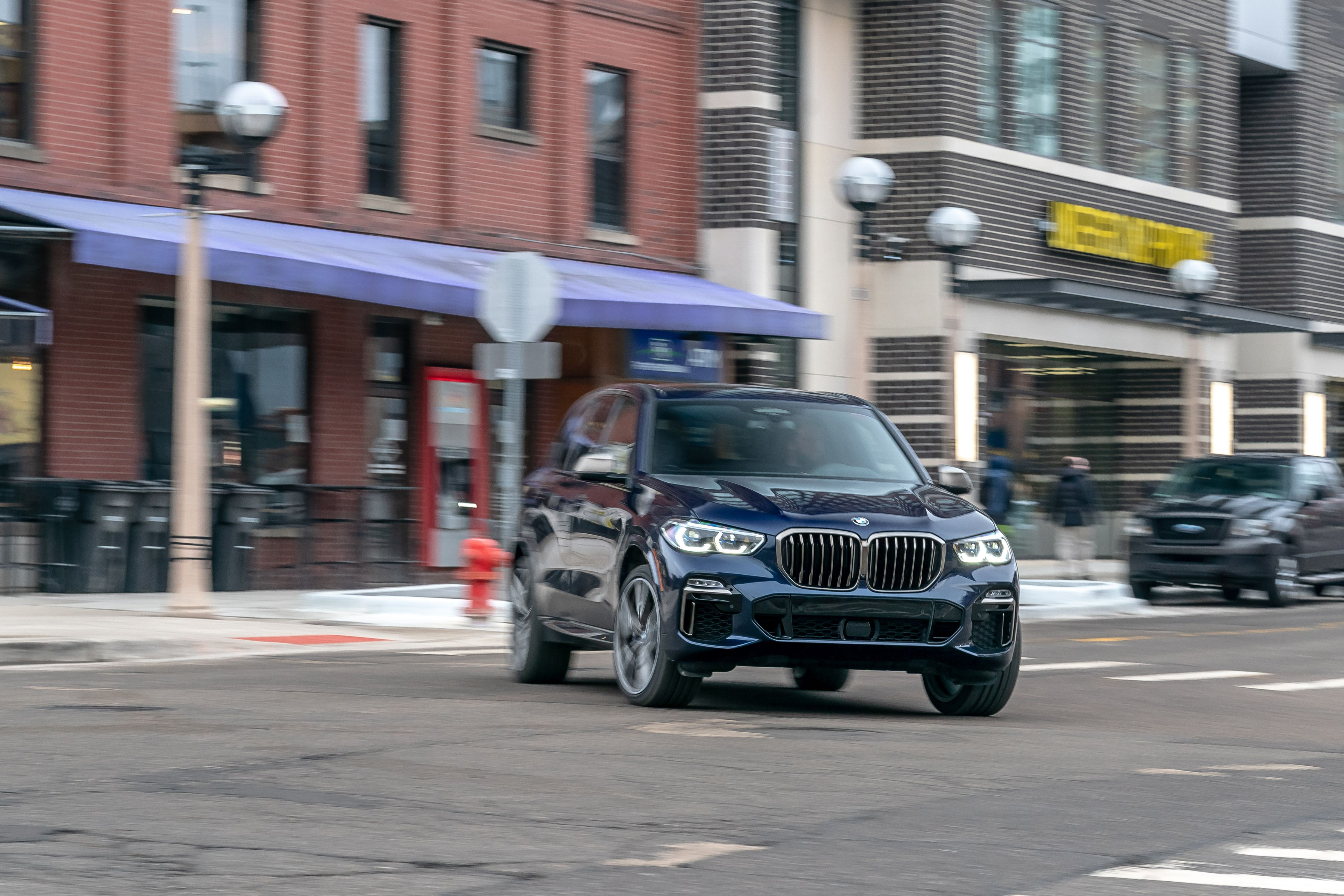 Bmw X5 M50i Is A Beast Without Bragging Rights