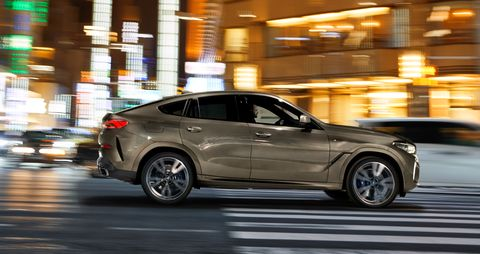 The 2020 Bmw X6 Is Bigger Quicker And Still Ridiculous