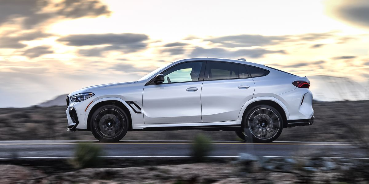 2020 Bmw X6 M Check Your Six