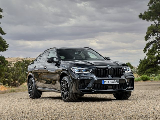 2020 Bmw X6 M What We Know So Far Car And Driver