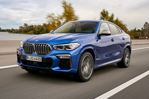 Bmw X5 Lease >> The New 2020 BMW X6 M50i Makes You Question Logic