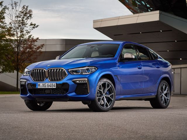 2020 Bmw X6 Review Pricing And Specs Car Driver