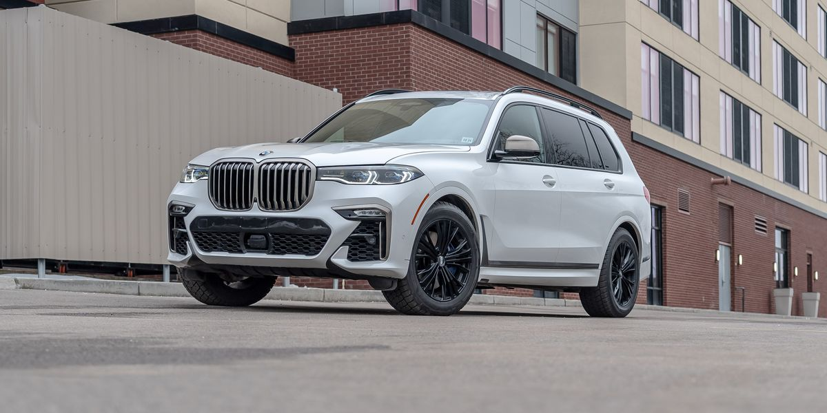 2020 Bmw X7 Review Pricing And Specs