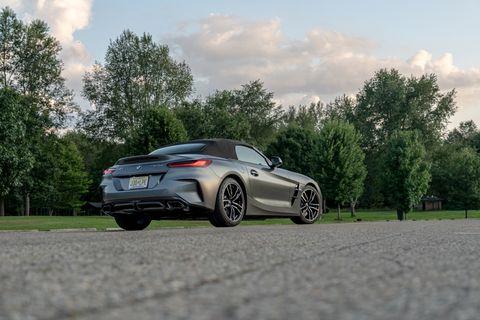 2020 BMW Z4 M40i Should Drive More Like the Toyota Supra