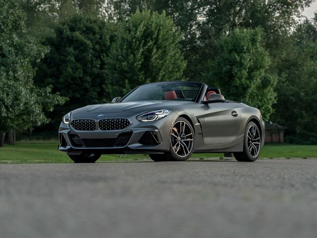 2020 Bmw Z4 Review Pricing And Specs