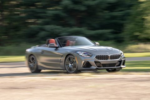 2020 BMW Z4 M40i Should Drive More Like the Toyota Supra