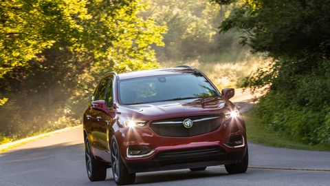 New Buick Cars >> New Buick Vehicles Models And Prices Car And Driver