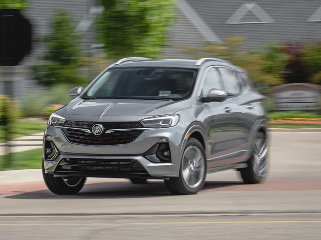 2020 Buick Encore Gx Review Pricing And Specs