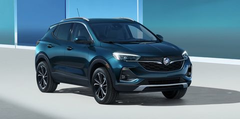 2020 Buick Encore GX Priced Starting at $25,000