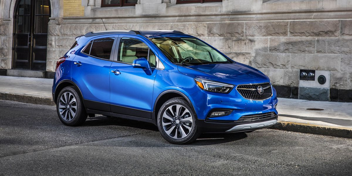 2020 Buick Encore Review Pricing And Specs