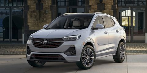 2020 Buick Encore GX – New, Bigger Small Crossover SUV