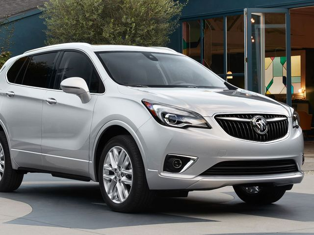 2020 Buick Envision Review Pricing And Specs