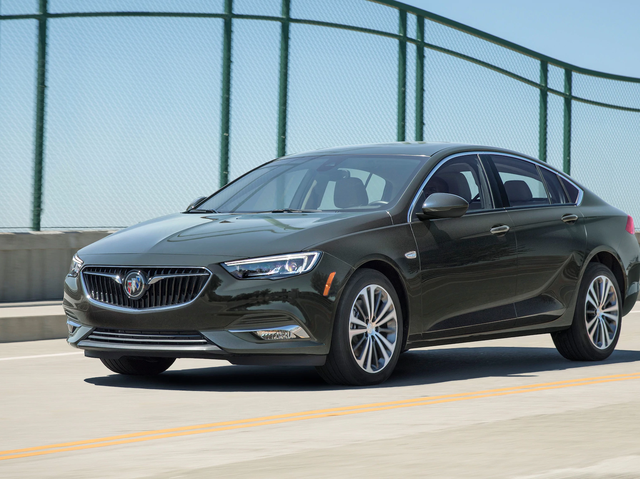 2020 Buick Regal Sportback Review Pricing And Specs