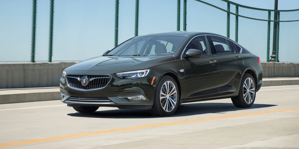 2020 buick regal sportback review, pricing, and specs