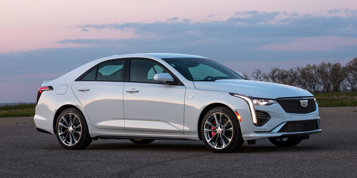 2020 Cadillac CT4 Is a Lot Cheaper Than the ATS