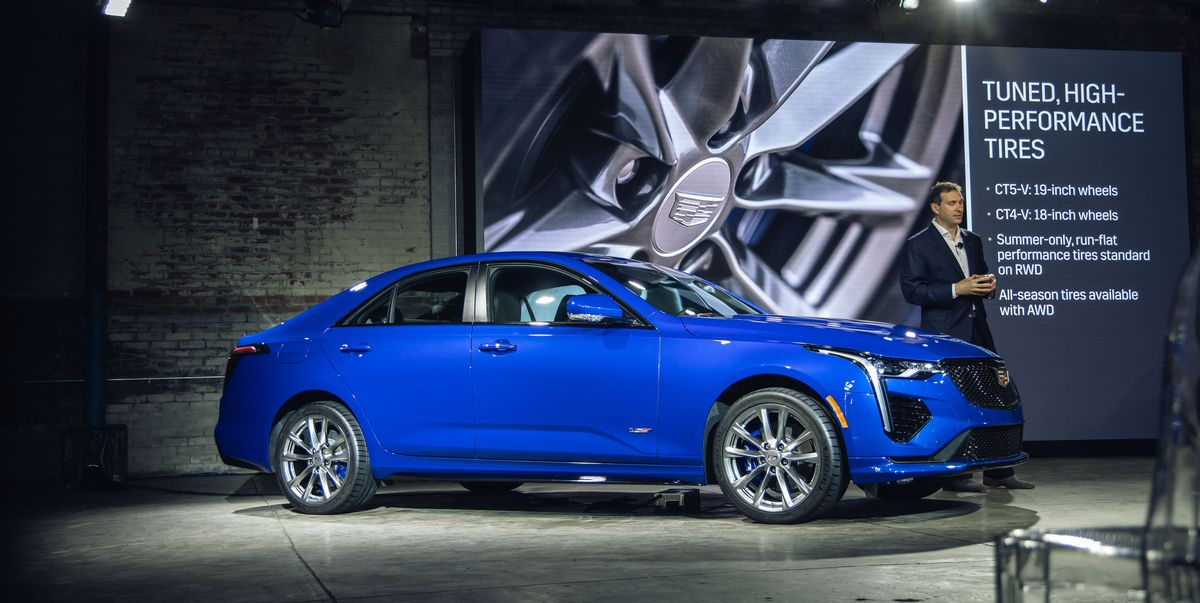 BMW Pre Owned >> 2020 Cadillac CT4-V Entry-Luxury Sedan – New CT4-V Performance Model