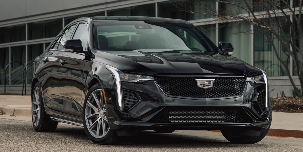 2020 Cadillac Ct4 V Down On Power But Not Out Newsopener