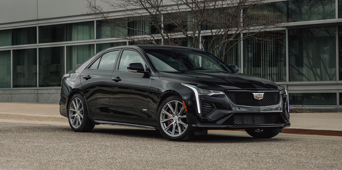 2020 Cadillac CT4-V Down on Power, But Not Out