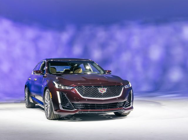 2020 Cadillac Ct5 Review Pricing And Specs