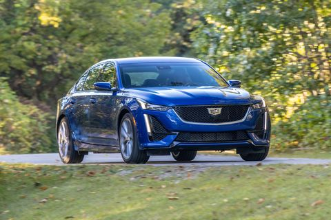 2020 Cadillac Ct5 Is A Step Backwards For The Brand