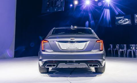2020 Cadillac Ct5 Sports Sedan Release Date Info Specs