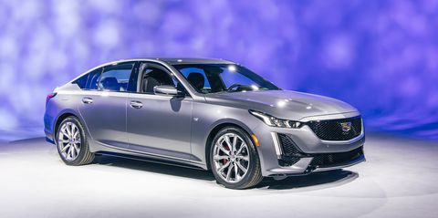 The 2020 Cadillac Ct5 Undercuts Its German Competition On Price