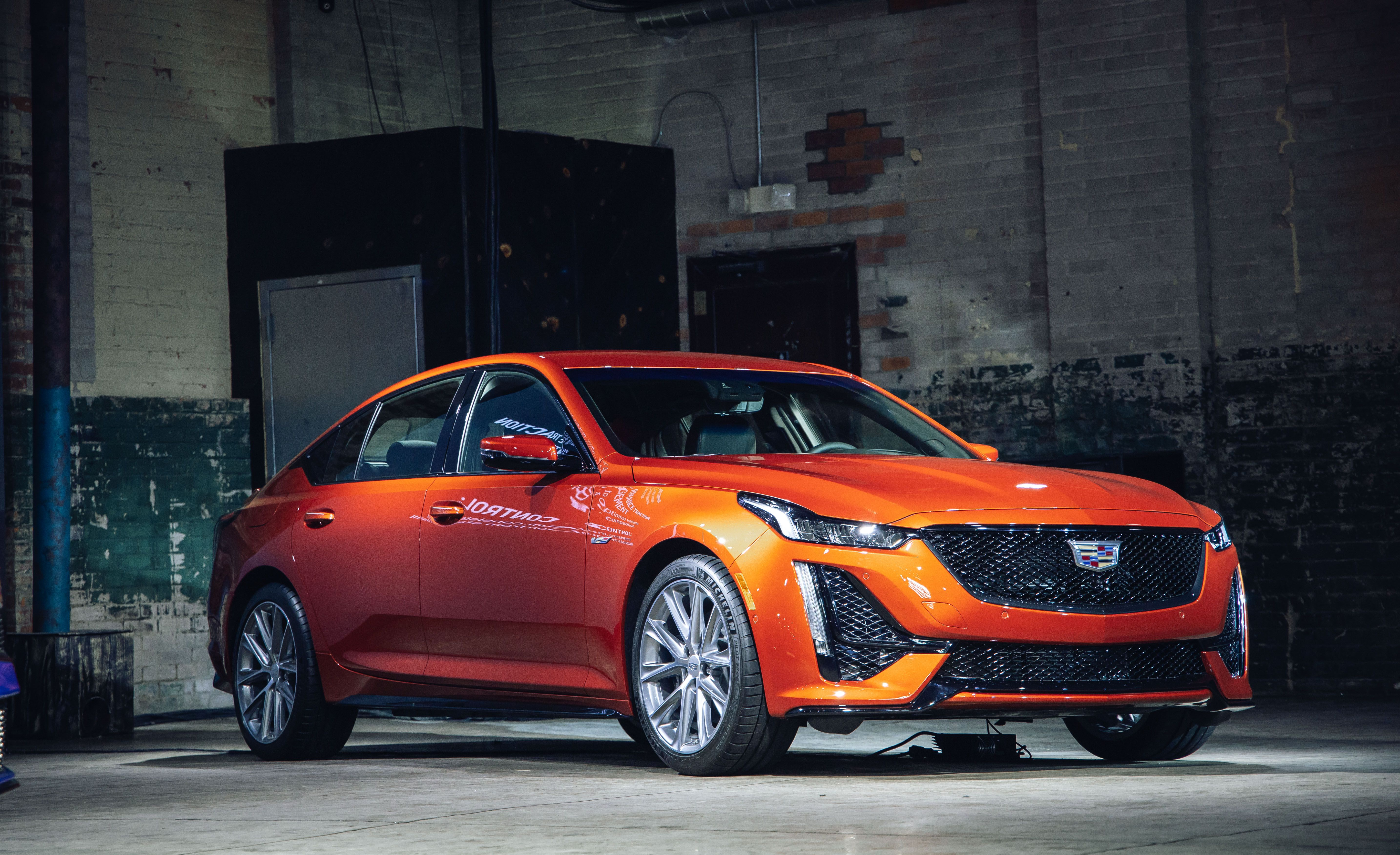 2020 Cadillac Ct5 V New Sedan Gets Performance Trim