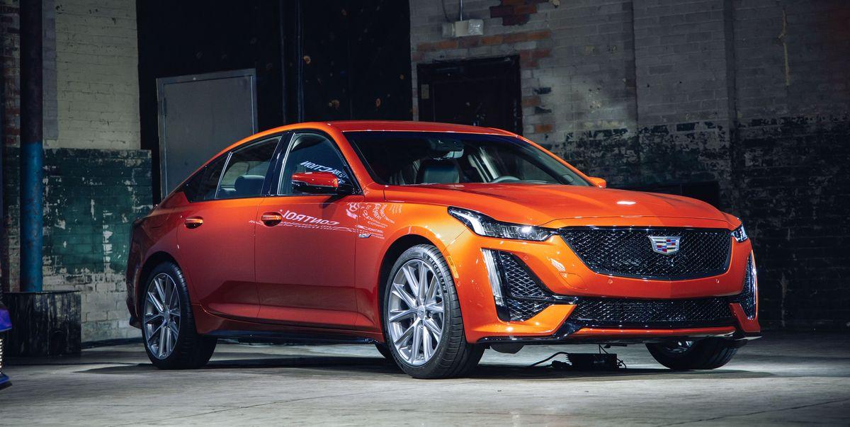 2020 Cadillac CT5-V – New Sedan Gets Performance Trim