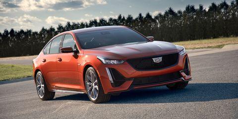 2020 Cadillac Ct5 V Starts At 48 690 Makes More Power Than