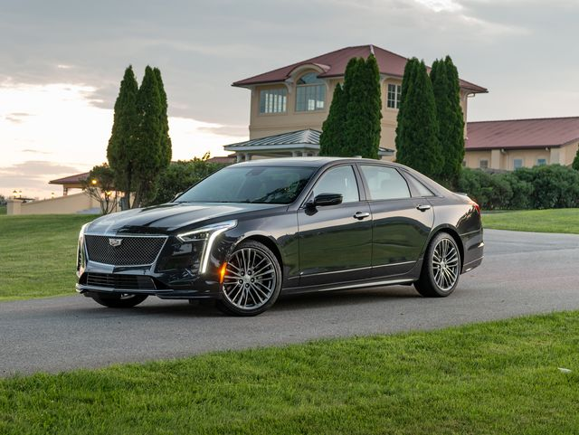 Who Makes Cadillac >> 2020 Cadillac Ct6 Review Pricing And Specs