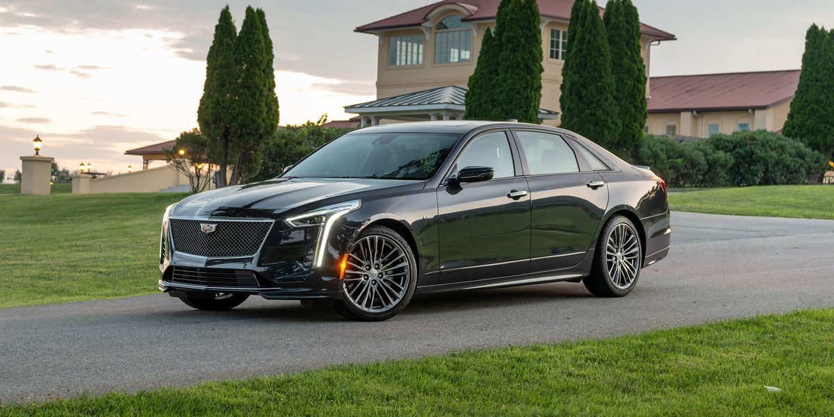 2020 Cadillac Ct6 Review Pricing And Specs