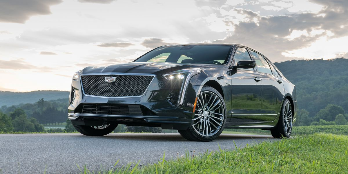 2020 Cadillac CT6-V First Drive Review