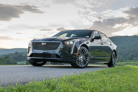 2020 Cadillac Ct6 V First Drive Review