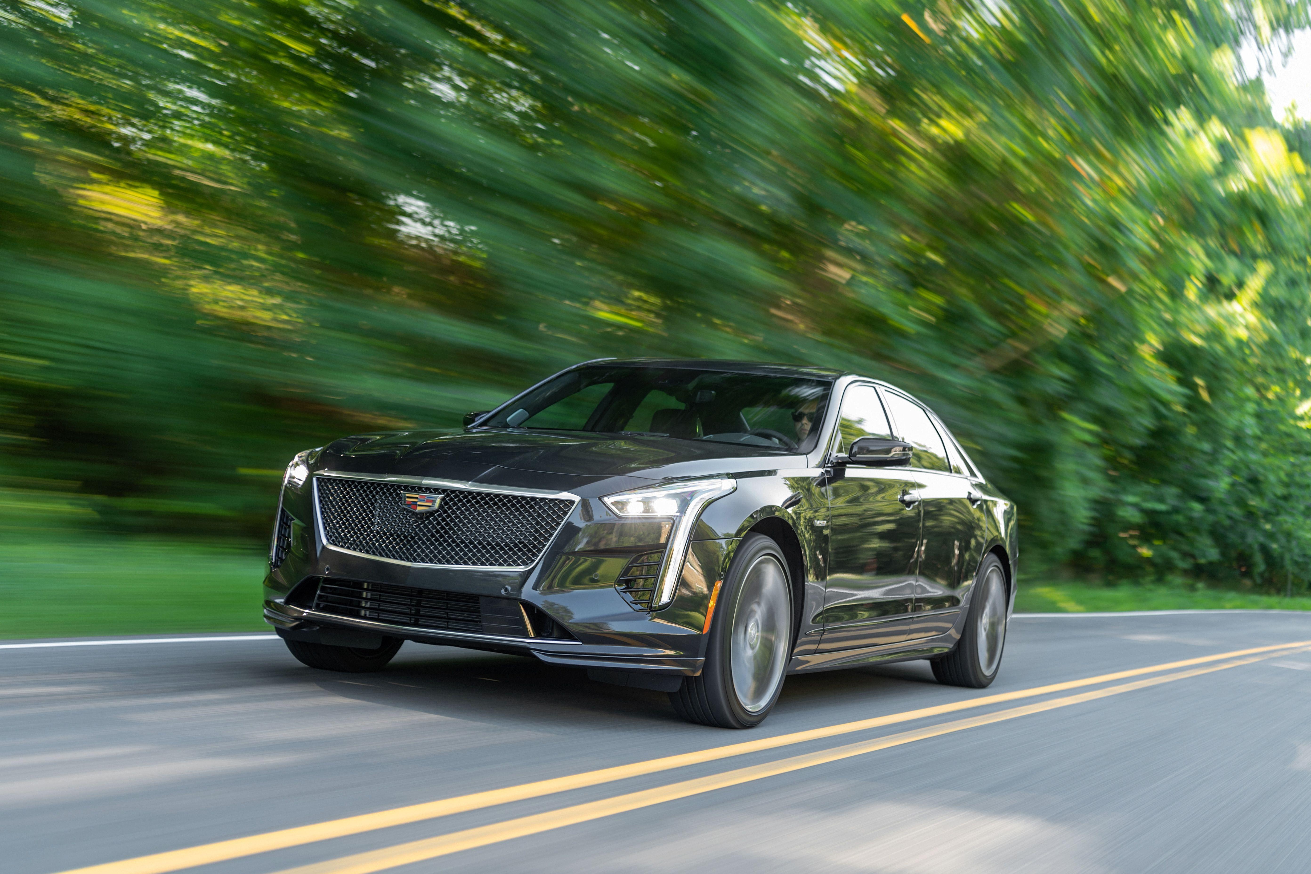 2020 Cadillac CT6 Configurations