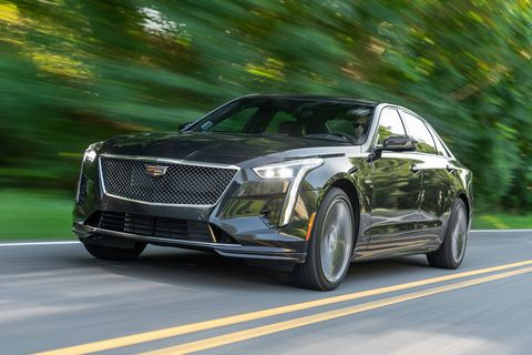 A 550 Hp V 8 Probably Can T Save The 2020 Cadillac Ct6 V