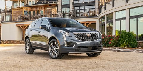 The 2020 Cadillac Xt5 Looks Better Gets A New Engine And