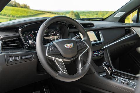 2020 Cadillac XT5 Lenkrad
