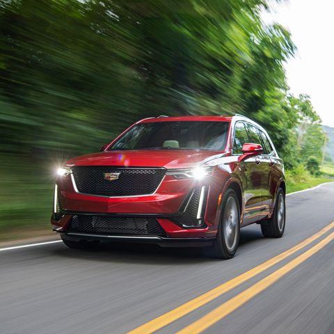 2019 Cadillac XT6: New Mid-Size 3-Row Crossover SUV >> Three Row 2020 Cadillac Xt6 Is A Luxury Suv Built From Mainstream