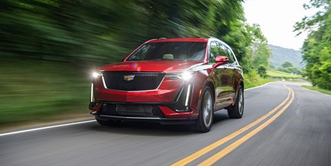 Three-Row 2020 Cadillac XT6 Is a Luxury SUV Built from Mainstream Hardware