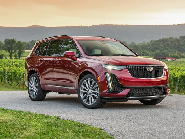 2020 Cadillac Xt6 2020 Cadillac Xt6 Review Pricing And Specs