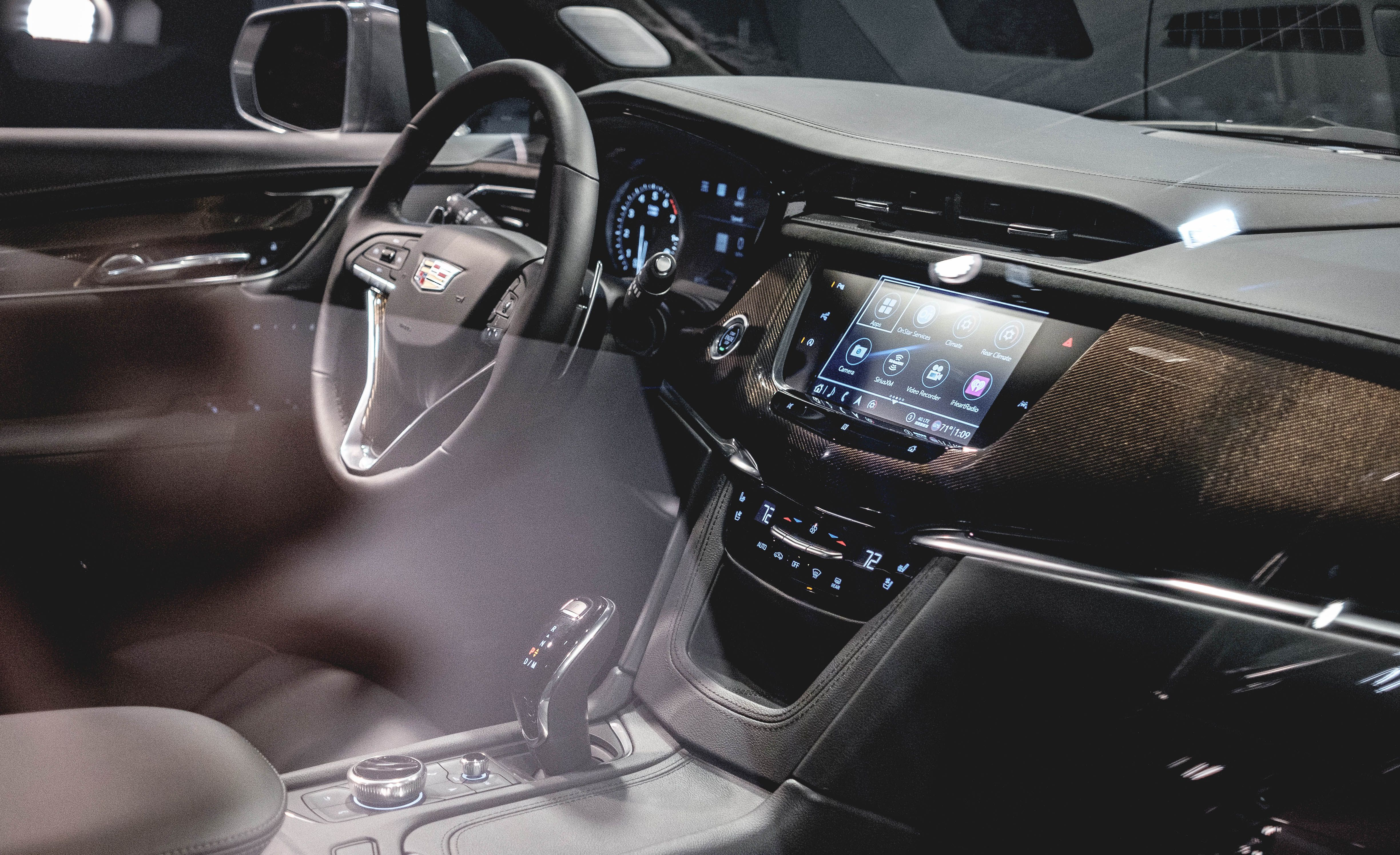 2020 Cadillac Xt6 Three Row Luxury Suv Specs Release Date