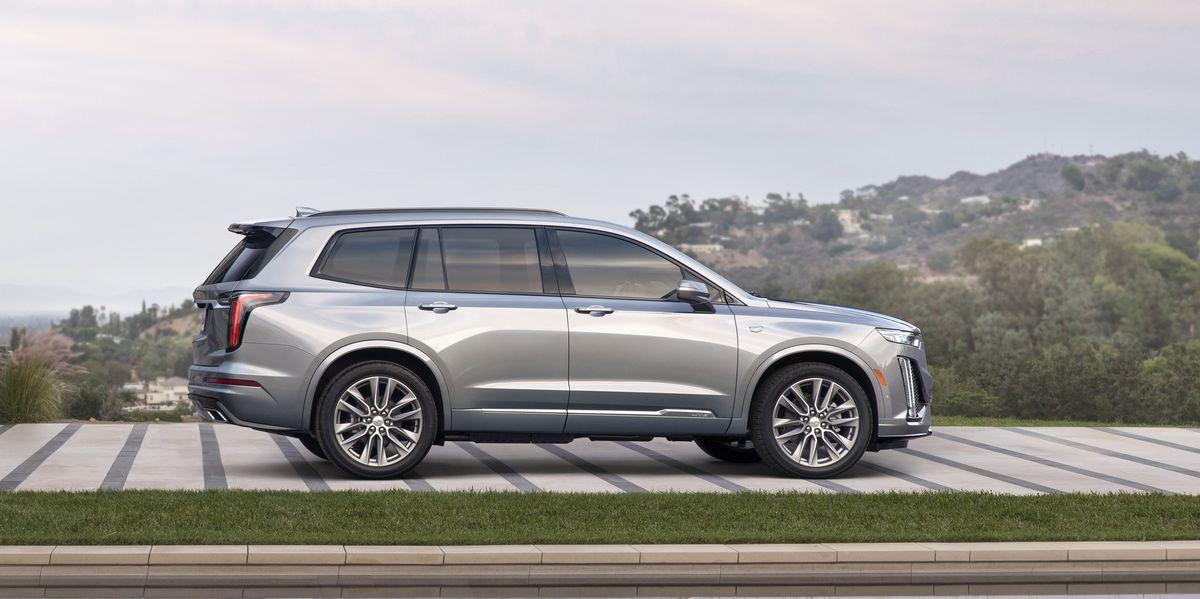 2020 Cadillac Xt6 Three Row Suv Pricing Trim Levels